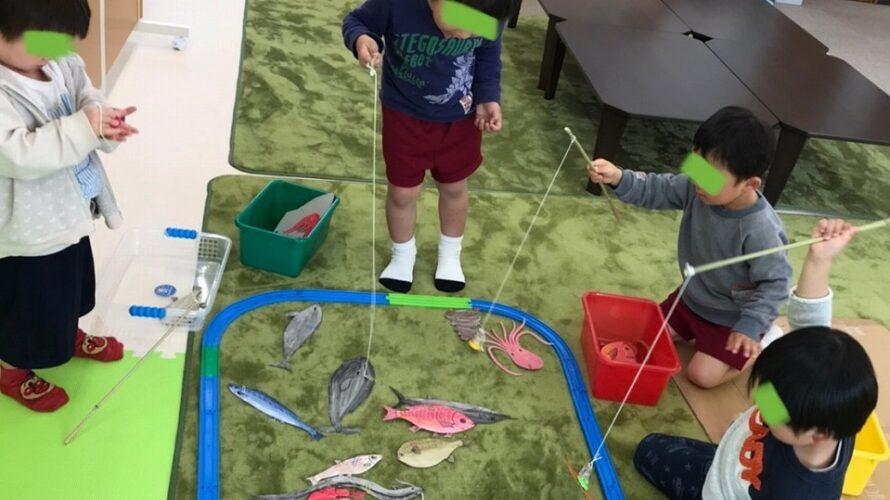 魚釣り🐠🐡🎣🐟