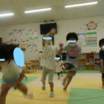 大波ジャンプ!!