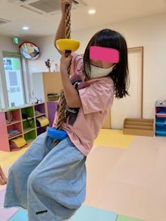 ターザン登場!?